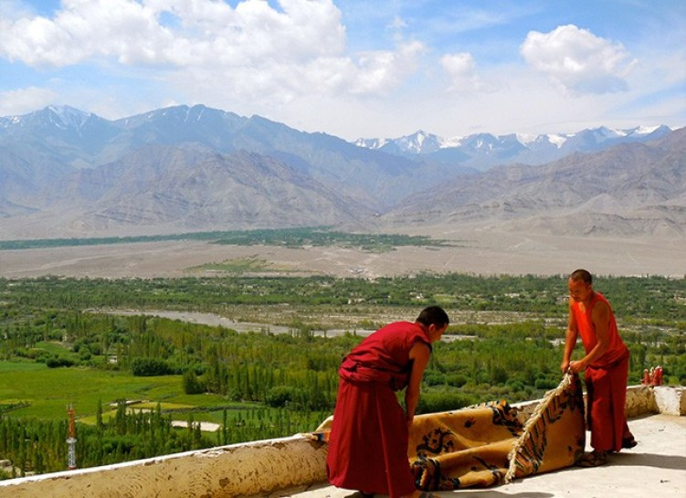moines - monastere