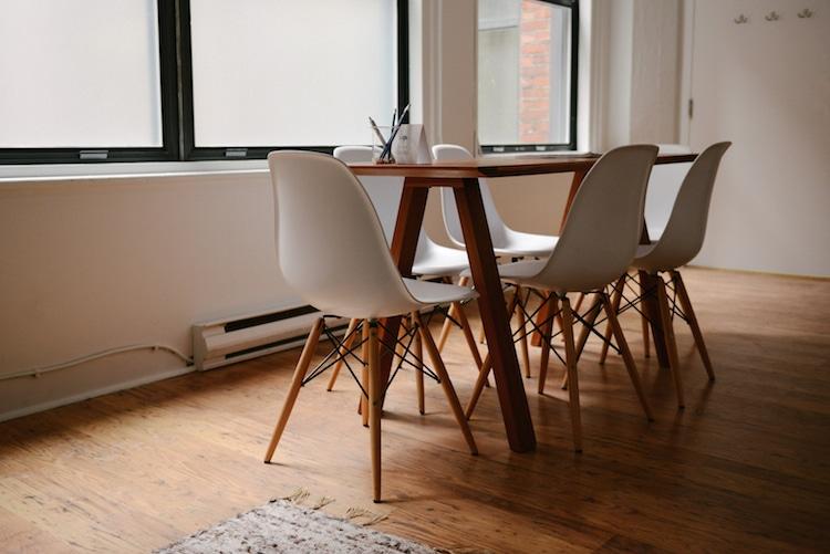 Les appartements peuvent être vraiment sympas à New-York!