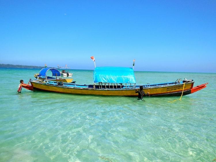bateau andaman