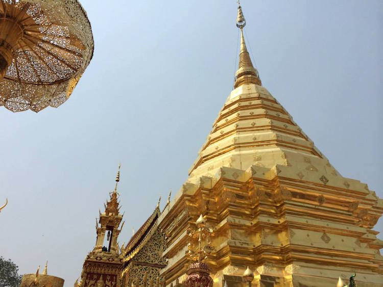Visites - Wat Phra That Doi Suthep