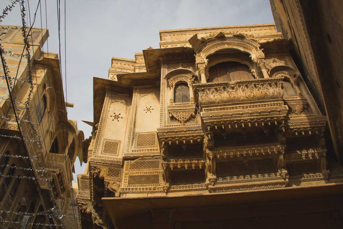 Jaisalmer Fort Haveli