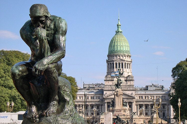 rodins-thinker-in-front-of-congress-at-buenos-aires-argentina