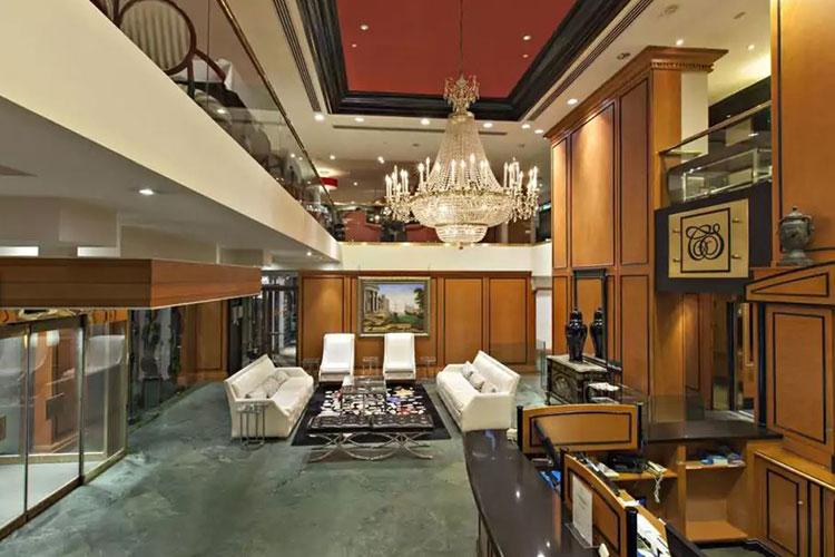 Montreal-Hotel-Le-Cantlie-Suites-entrée