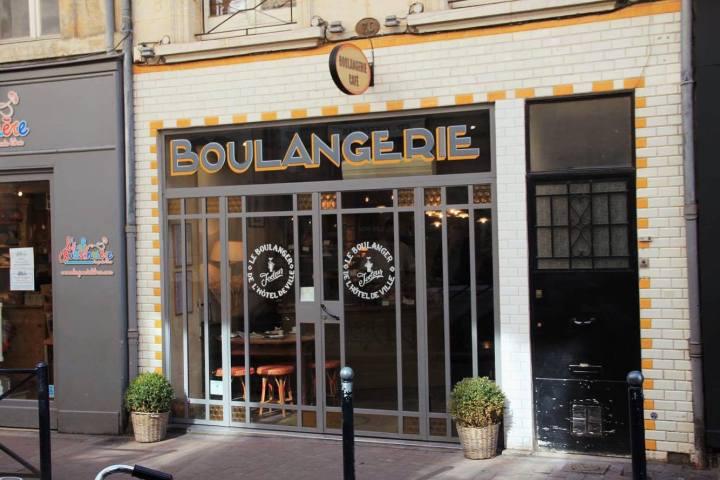 le boulanger restaurante bordeaux