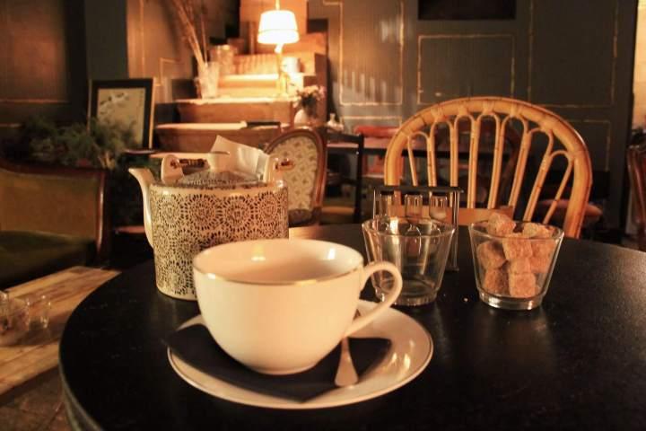casa de chá em Bordeaux