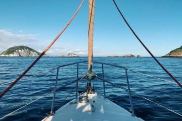 passeio veleiro ilhas cagarras
