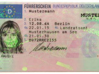 Carteira de Motorista na Alemanha