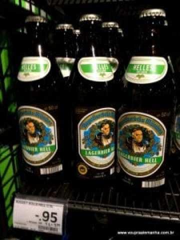 Quem aprecia cerveja, vai amar receber uma como souvenir da Alemanha