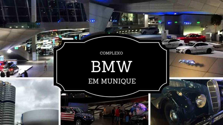 O que fazer em Munique - BMW