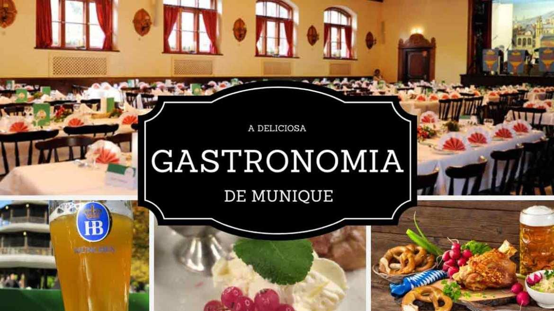 Dicas gastronômicas de Munique