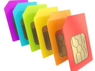 Chip de celular pré-pago da Alemanha