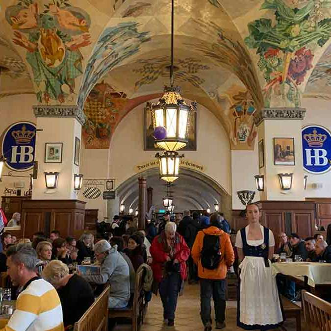 Hofbräuhaus de Munique