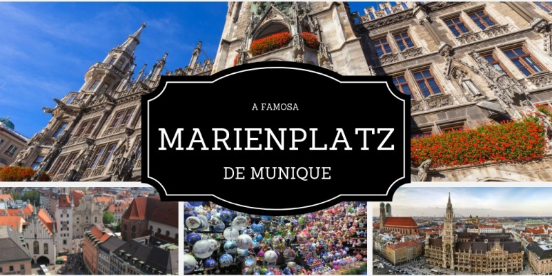 Marienplatz de Munique