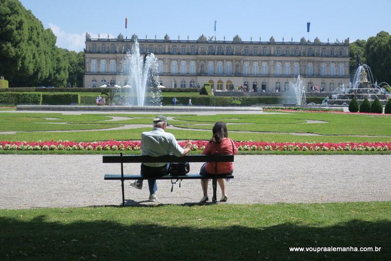 Palácio Herrenchiemsee