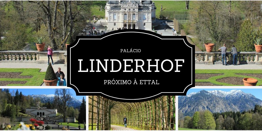 Palácio Linderhof, um incrível bate-volta a partir de Munique