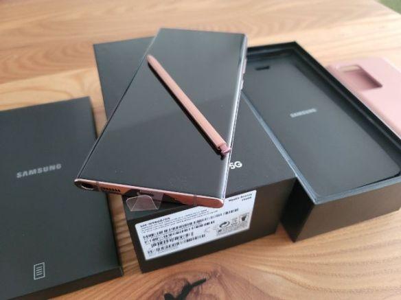 Samsung  Note 20 Ultra 256g neuf