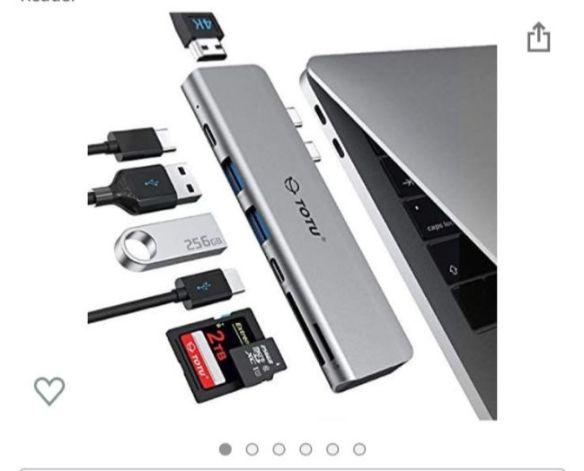 Adapter MacBook Air - Pro