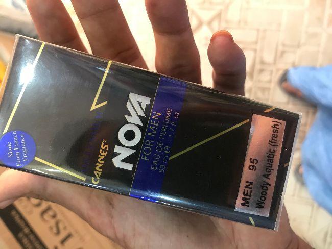 Nova Eau De parfum 1èr choix orginal