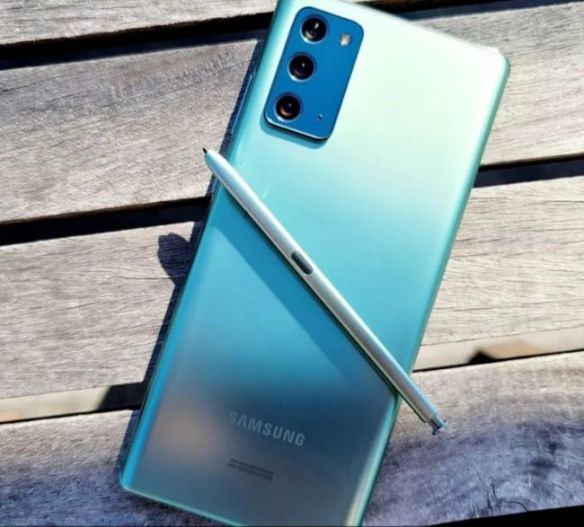 Galaxy Note 20 neuf 256g