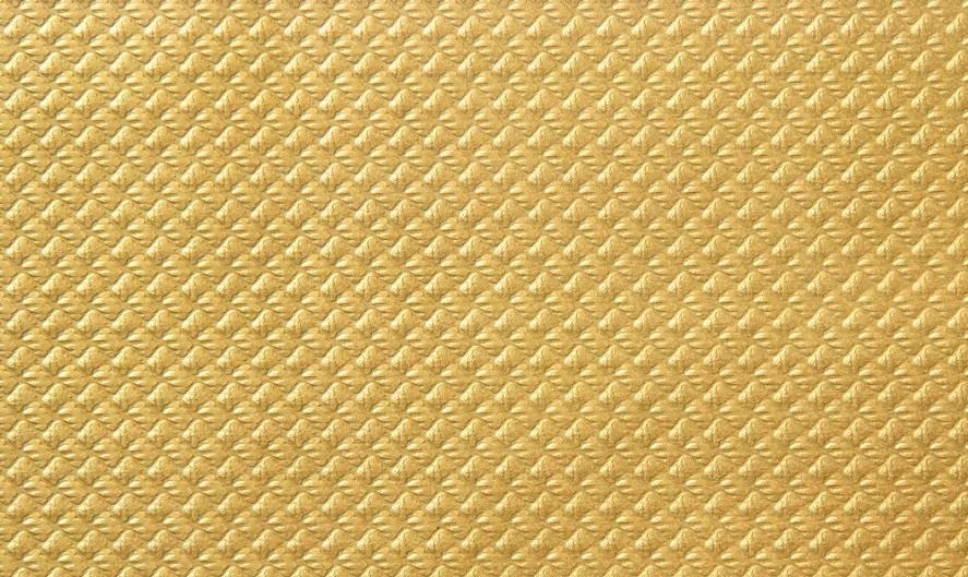 Set De Table Papier Couleur Or Paquet De 200