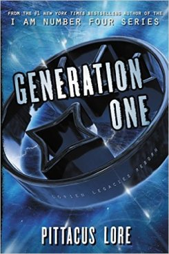 Generation One by Pittacus Lore Book Review, Buy online