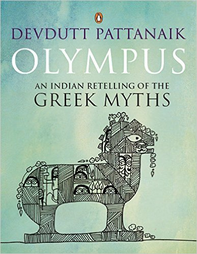 Olympus by Devdutt Pattanaik Book Review, Buy Online