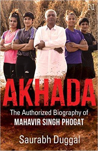 Akhada Mahavir Singh Phogat Biography Book Review, Buy Online