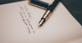 Becoming A Good Writer - Motivational Statements from Great Writers