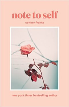 Note to Self by Connor Franta Book Review, Buy Online