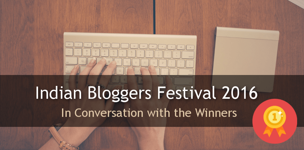 Indian Bloggers Festival 2016 Vowelor Winners