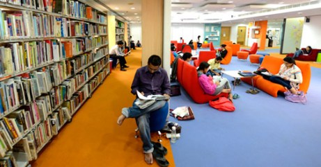 Libraries in Delhi - British Council Library
