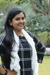 Nikita Sanghvi, Author of Messed Up by Choice