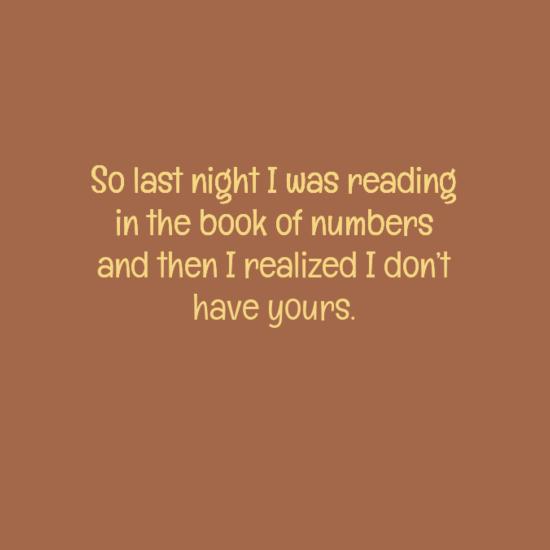 Book lover facebook status