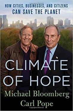 Climate of Hope by Michael Bloomberg Book Review, Buy Online