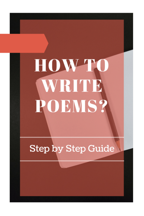How to Write a Good Poem – Step by Step Guide