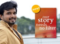 Our Story Needs No Filter Sudeep Nagar New Novel