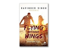 Flying Without Wings Rishabh Puri Book Review