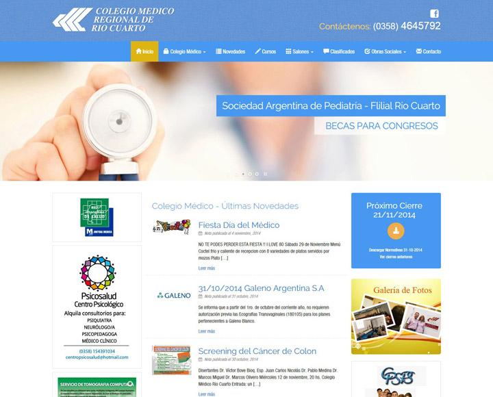 Colegio Médico Río IV