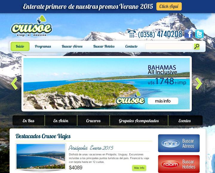 Crusoe Viajes
