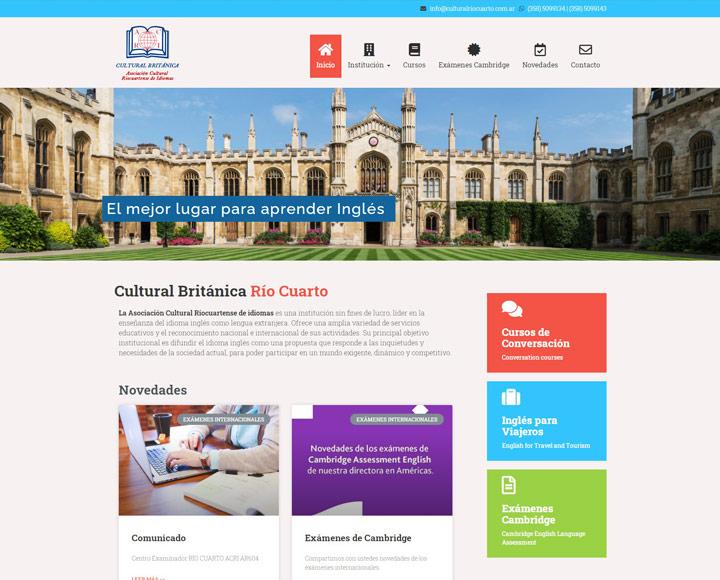 Cultural Británica