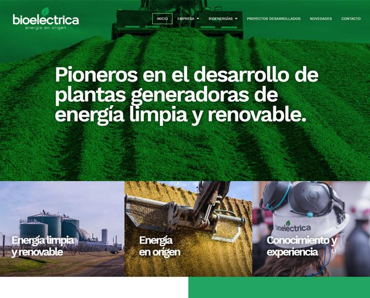 Bioeléctrica – Energía en Origen