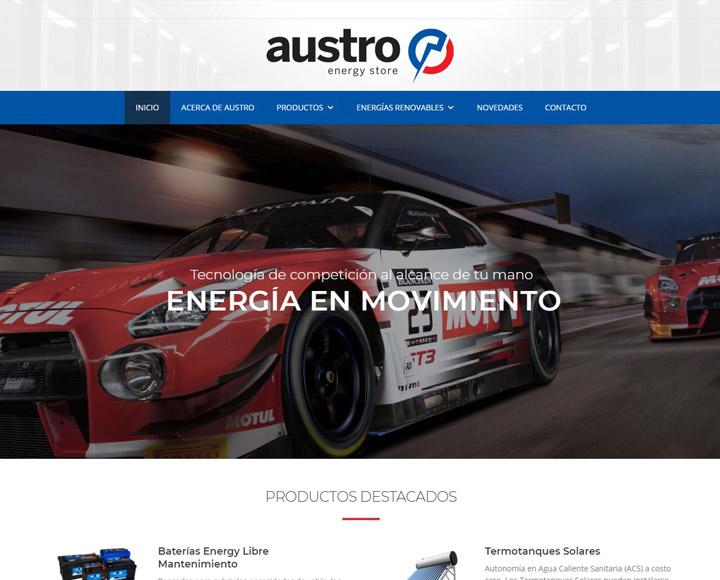 Austro Energy Store
