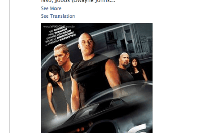 "A ""Fast and Furious"" Example of Online Piracy at Work"