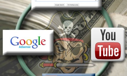 Google Joins a Debate on Ad-Sponsored Piracy
