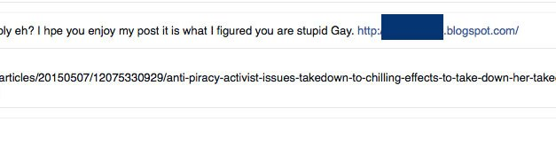 """Five years later, why this """"stupid Gay"""" fights piracy"""