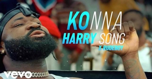 Harrysong Konna ft Rudeboy Video
