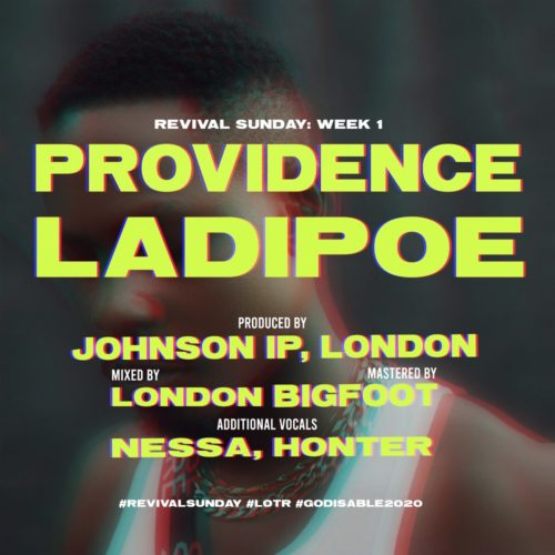 LadiPoe Providence artwork