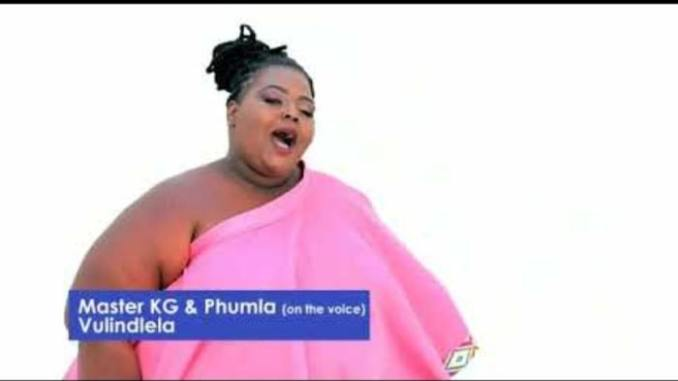 Master KG Phumla Vulindlela