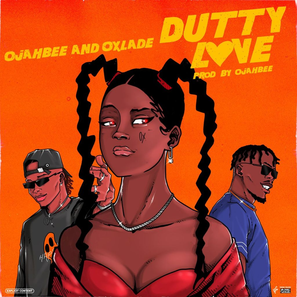 Oxlade – Dutty Love ft. Ojahbee