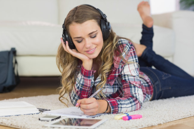 Does music help you concentrate